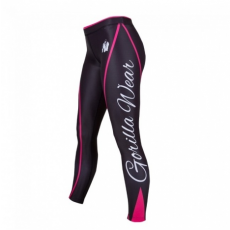 MISSISSIPPI TIGHTS (BLACK/PINK) [L]