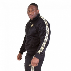 TRACK JACKET GOLD EDITION (BLACK GOLD EDITION) [S/M]