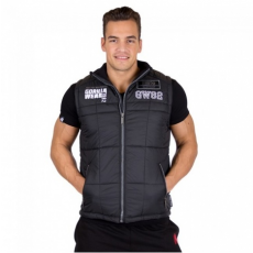 BODY WARMER GW82 (BLACK) [XXXXL]
