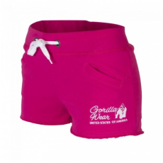 WOMEN'S NEW JERSEY SWEAT SHORT PINK (PINK) [L]
