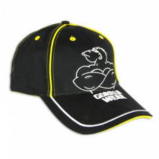 MUSCLE MONKEY CAP (BLACK/YELLOW) [Egy Méret]