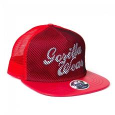 GORILLA WEAR MESH CAP RED (RED) [Egy Méret]
