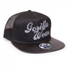 GORILLA WEAR MESH CAP BLACK (BLACK) [Egy Méret]