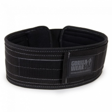 4 INCH NYLON BELT ÖV (BLACK) [S/M]