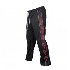 FUNCTIONAL MESH PANTS (BLACK/RED) [S/M]