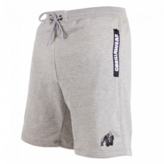 PITTSBURGH SWEAT SHORT (GREY) [XXXXL]