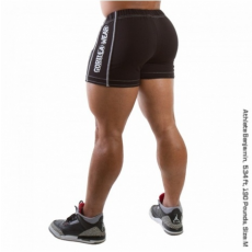 HEAVY SHORTS (BLACK) [S]