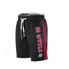 82 SWEAT SHORTS (BLACK/RED) [S/M]