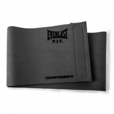 EVERLAST SLIMMER BELT (117 CM) (BLACK) [117]