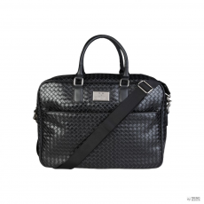 V 1969 by Versace Unisex mappa YLF072-1_WOVEN_fekete
