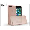 IMAK Apple iPhone 7 Plus hátlap - IMAK 0.7 mm Color Slim - pink