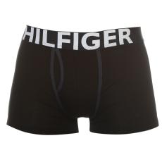 Tommy Hilfiger Contrast férfi boxeralsó fekete M
