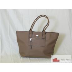 198 Davis Jones nagy világos barna női táska