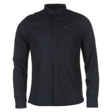 Firetrap Blackseal Basic Oxford férfi ing tengerészkék XL