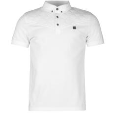 VOI Cutter férfi galléros póló fehér S