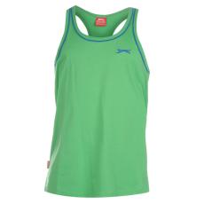 Slazenger Muscle férfi trikó zöld S