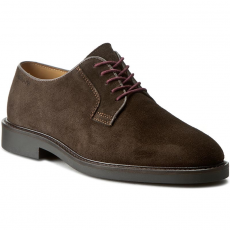 Gant Félcipő GANT - Spencer 13633414 Dark Brown G46