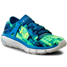 Under Armour Cipők UNDER ARMOUR - Ua W Speedform Fortis Gr 1270230-429 Elb/Wht/Xry