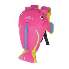 Trunki Vízálló hátizsák - Rózsaszín halacska