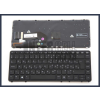 HP Elitebook 745 G2 trackpointtal (pointer) háttérvilágítással (backlit) fekete magyar (HU) laptop/notebook billentyűzet