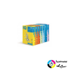 IQ Color A4 80g. SA24 Lazac, anyagában színezett másolópapír