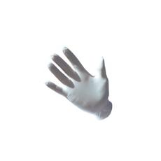 (A915) Latex egyszerhasználatos kesztyű, púdermentes (100 db)