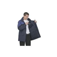 (S523) Oban bélelt kabát
