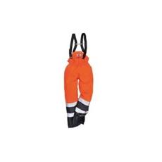(S782) Hi Vis Multi-Protection nadrág narancs