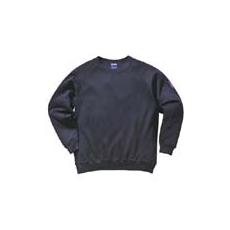 (FR12) Lángálló antisztatikus pulóver sötétkék