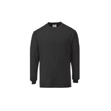 (FR11) Lángálló, antisztatikus póló sötétkék