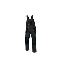 (EMERTON) Kantáros nadrág fekete