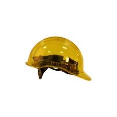 (PV50) Peak view védősisak átlátszó sárga