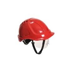 (PW54) Endurance Plus védősisak (MM) piros