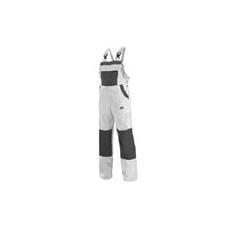 (EMIL) kantáros nadrág fehér