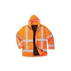 (R460) RWS Traffic kabát narancs