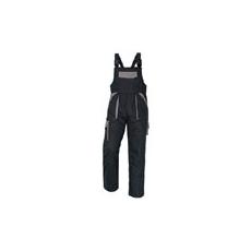 (MAX) kantáros nadrág fekete-szürke