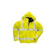 (S498) Sealtex Ultra Bomber dzseki sárga