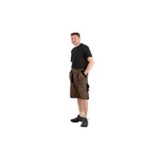 (Max) munkás rövidnadrág barna