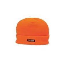 (HA10) Polár Thinsulate bélelt sapka narancs
