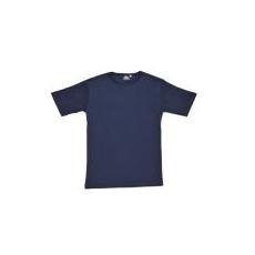 (B120) Rövid ujjú póló sötétkék
