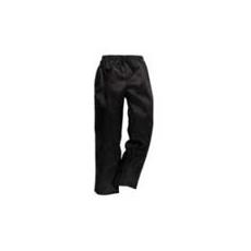 (C070) Szakács nadrág fekete