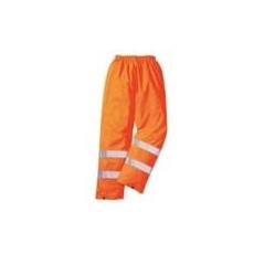 (H441) Láthatósági esőnadrág narancs