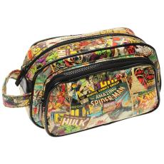 Marvel Kozmetikai táska Marvel Retro fér.