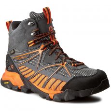 Merrell Bakancs MERRELL - Capra Venture Md Gtx Surround J35679 Granite