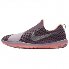 Nike Free Connect női futócipő, Purple Shade/Silver, 40 (843966-500-8.5)