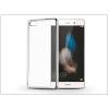 Huawei P8 Lite szilikon hátlap - Jelly Electro - ezüst