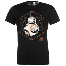 Adidas Star Wars férfi póló fehér M