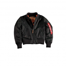 Alpha Industries Kids MA-1 VF 59 - fekete