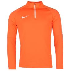Nike Academy férfi aláöltöző sport felső narancs M