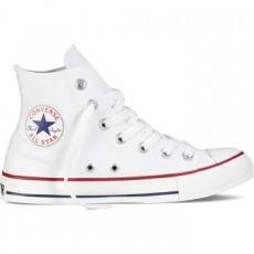 Converse Chuck Taylor AS Core HI Unisex tornacipő, Optical White, 44.5 (M7650C-0091-10.5)